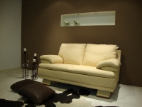 C139 Leather Sofa